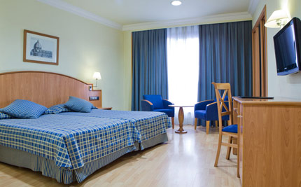 Hotel II Castillas Madrid